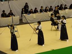 平成29年度全国高等学校選抜大会女子団体2