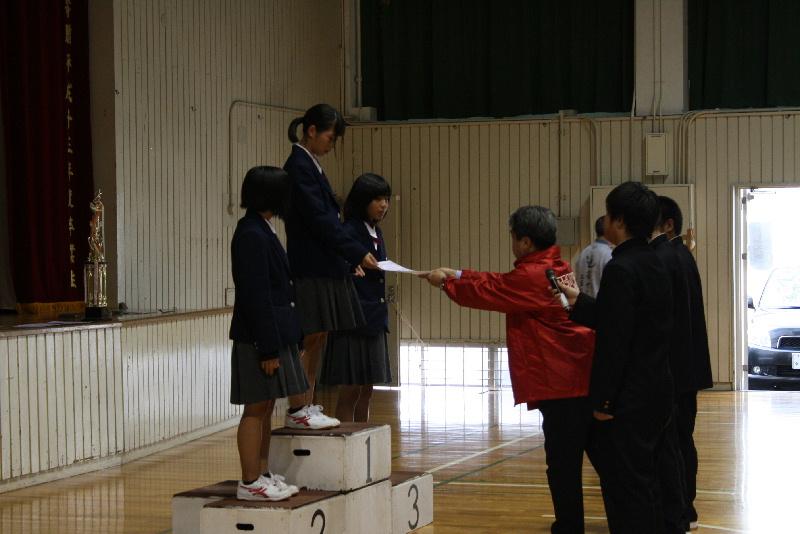 06_表彰式・女子