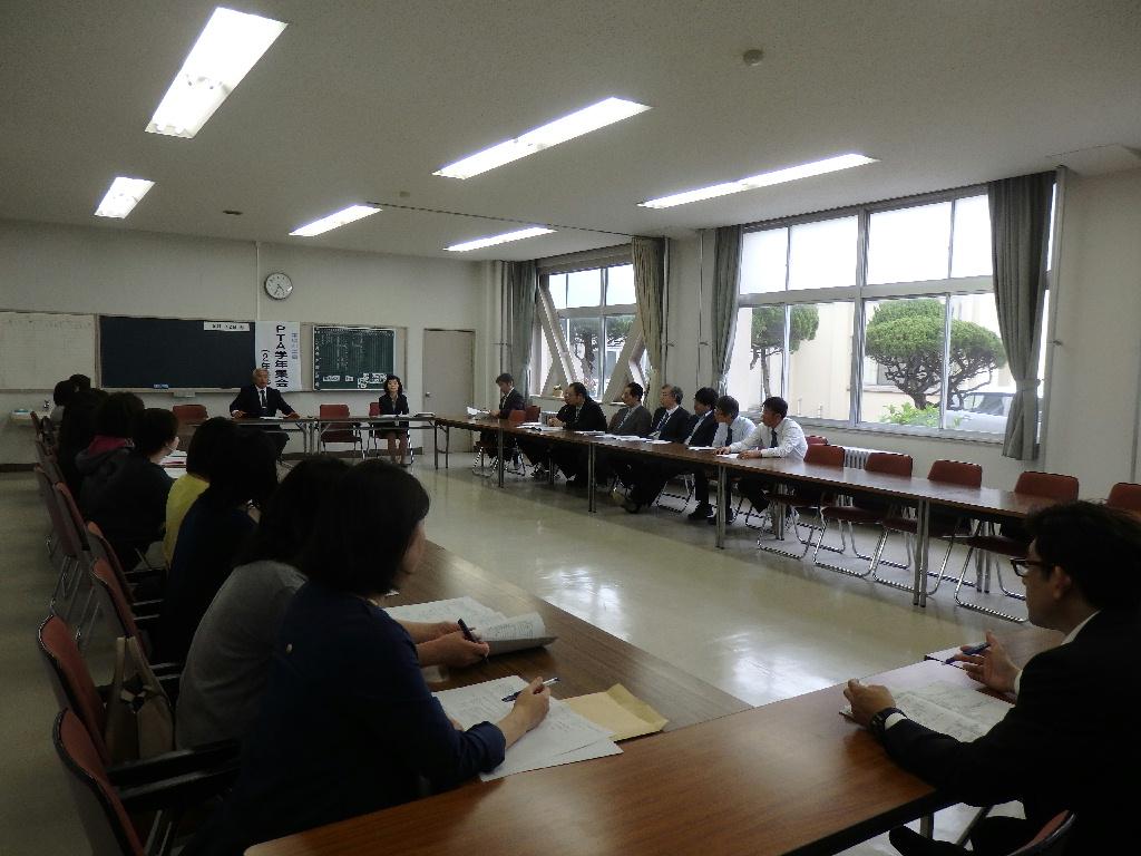 H29学年集会(2年)