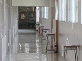 廊下の風景