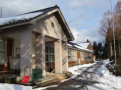 三井中校舎(H23年1月4日)