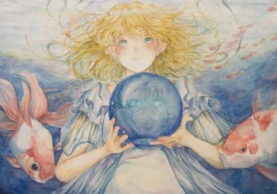 斎藤大輔さんの「うわの空の星」