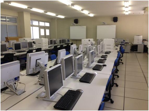 第2情報処理実習室