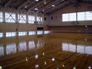 第2体育館