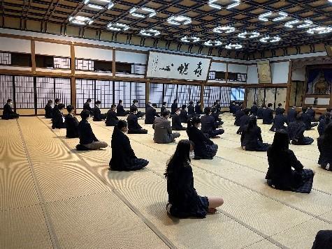 永平寺座禅体験